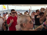 Orkidea Nana Jerome Isma-ae Remix - Mark Sherry at Connect Ibiza Boat Party July 20th 2016