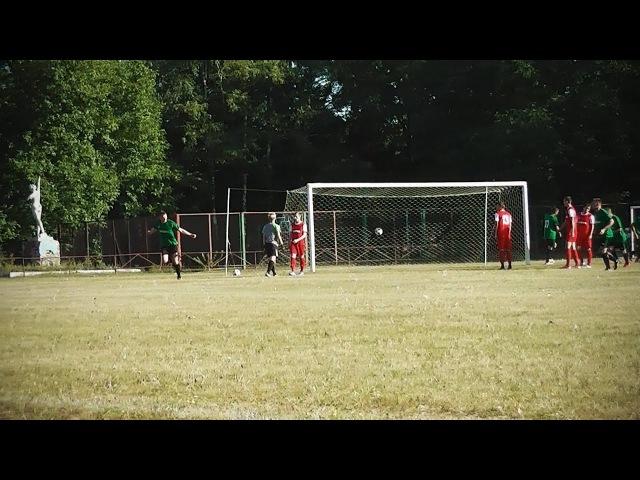 Колос Сахновщина 2-0 Кремянець Ізюм. Чемпіонат області 2017