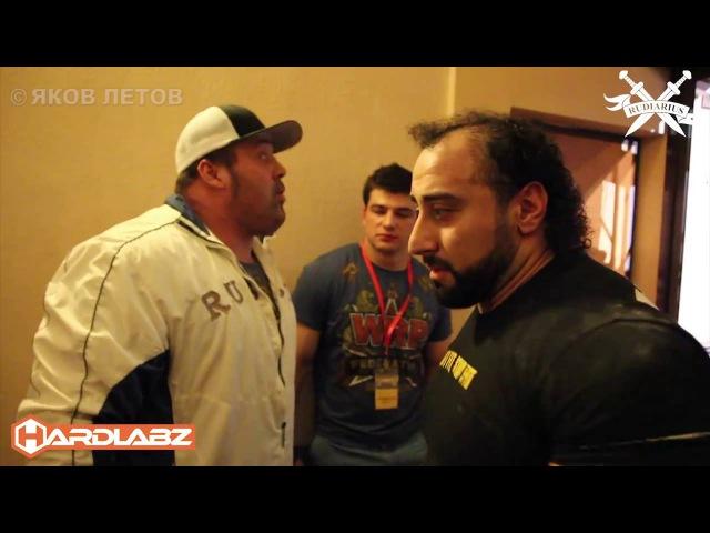 WRPF за кулисами 1 Как Малана уговаривали 470 кг присесть Худояров, Сарычев, Маланичев и дру гие