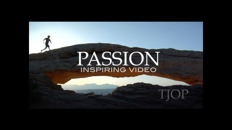 Finding your lifes purpose - Passion