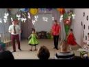 Танец Буги Вуги. Бабашка с доченькой!