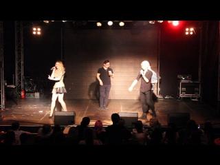 Конкурс 1 - asian night: military k-pop party