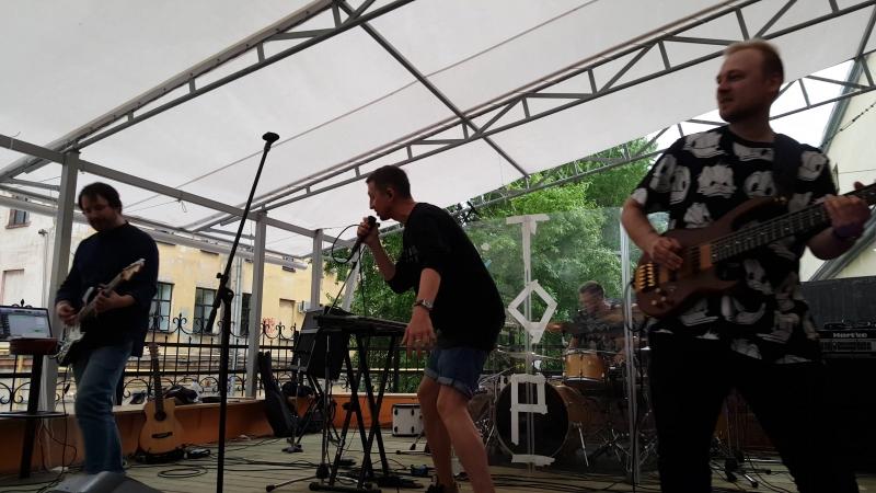 Top-Display! - Мир оживших машин (Live at Mod Roof 2017)