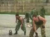 Спецназ, ВДВ, десантники показательное в...ие (240p) (240p)