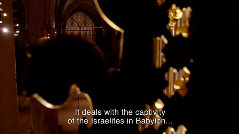 653 J S Bach Chorale An Wasserflüssen Babylon BWV 653