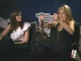 «Джинсы - талисман 2»: интервью для «E!»