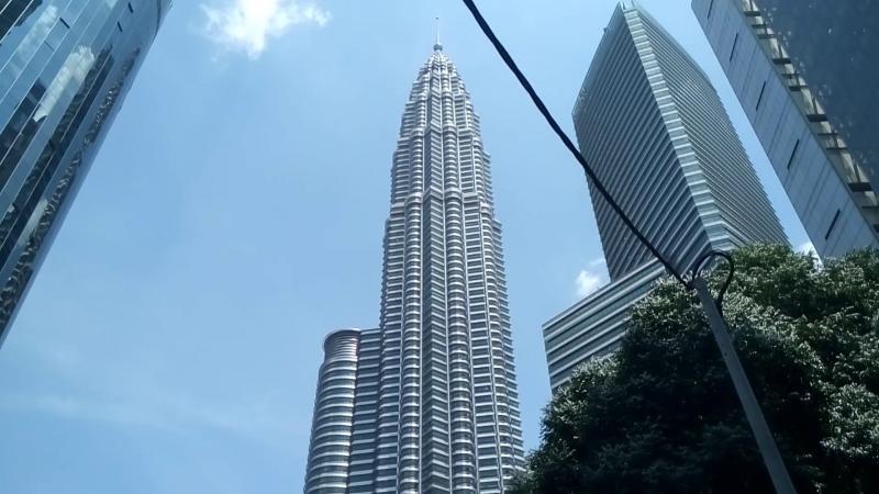 Небоскрёбы Куалу Лумпура
