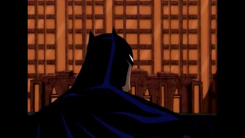 The Batman.Бэтмен (2004-2008) Четвёртый сезон 1 серия