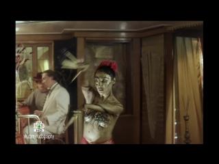 Танцовщица в краске - Тань Лань голая в фильме
