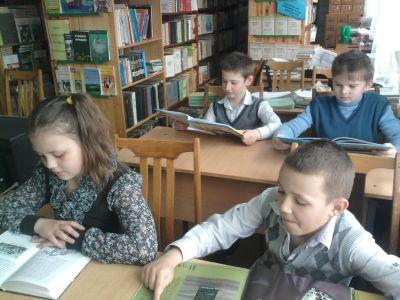 Библиотека ГУО СШ № 19 г.Бобруйска