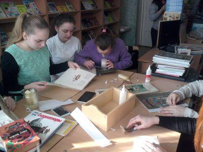 Библиотека ГУО СШ №19 г.Бобруйска