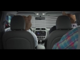 2015 Kia Soul EV Hamster Commercial Featuring Animals 480