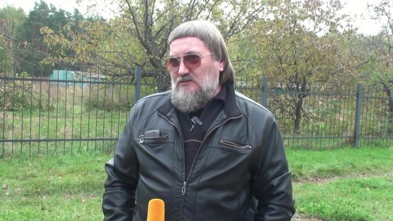 14.10.2015г., Апокалиптическое интервью телеканалу Рен.ТВ