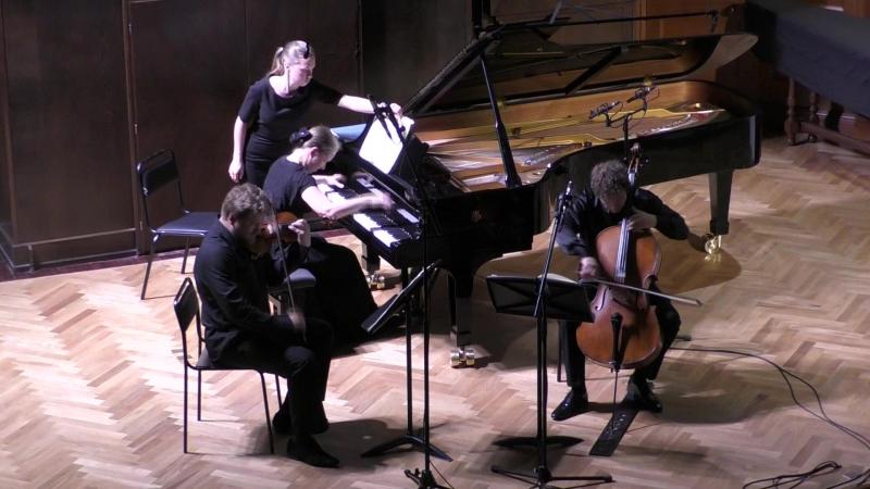 И. Брамс Трио для фортепиано, скрипки и виолончели си мажор, соч. 8 , «Брамс-трио» : Н Рубинштейн Н. Саченко К.Родин