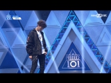 [PERF.] 170414 Lee Jun Woo (FENT Ent.) – EP.2 Produce 101 @ Mnet Official
