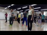 Macumba-basic steps