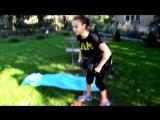 Жиросжигающая тренировка¦ Фитнес по-домашнему