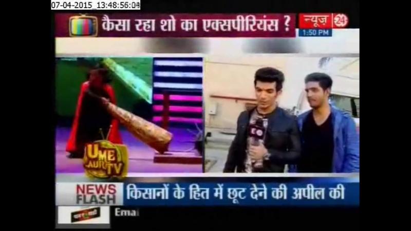 Rajneesh, Kanwar, Arjun, Debina, Dimpy and Sreejita in Killerr Karaoke