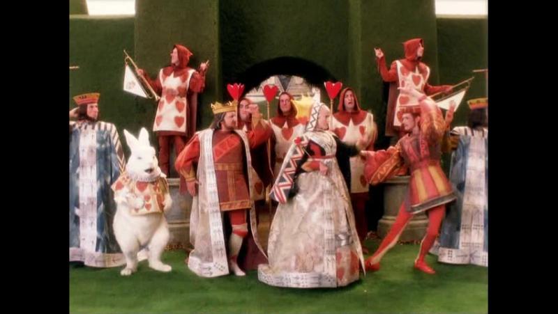 Alice in Wonderland (1999) ✽ Алиса в Стране чудес (1999)