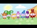Все серии подряд- развивающие мультики для самых маленьких. BabyfirstTV. сборник мультфильмов 1