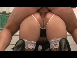 Анал с горничной порно