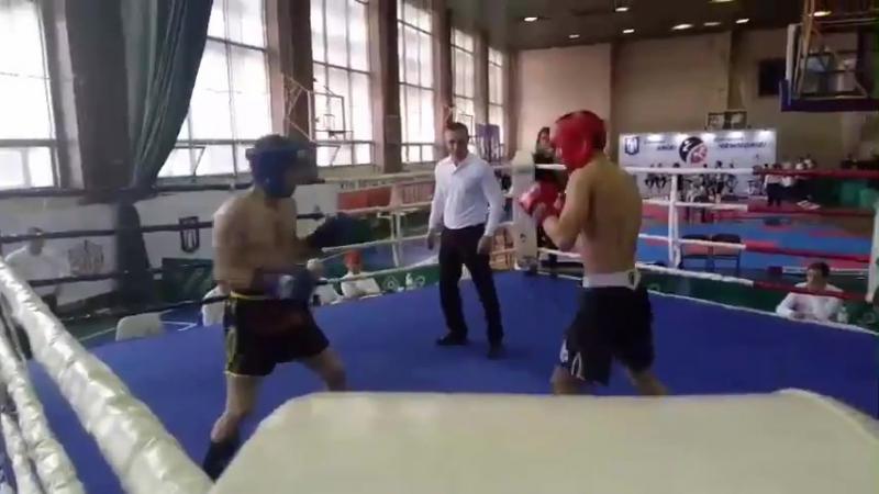 Кубок Киева по кикбоксингу WTKA 27.05.2017 Финал