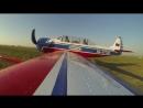 Полет на Як-52, мой подарок котику