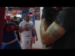 Первый Боксёрский Клуб. Ставрополь. Групповая тренировка