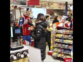 Братья Бё в рекламе 7-Eleven Norge. Ролик 5