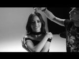 Съёмки музыкального видео на песню Write On Me (2016 год)