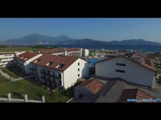 Barut Fethiye Sensatori 5 hotel Turkey . Обзор отеля
