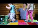 Детские ортопедические развивающие коврики. Обзор.