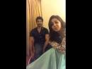 Aadhi Nikki Galrani_lifechat_part 1