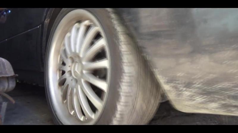 Наш W140 готовится к покраске, W140 Lorinser упал в аварию, а мой S600 УБИЛИ