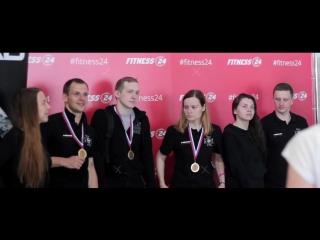 Swim24 самый сложный в России заплыв в бассейне - испытай себя на прочность!