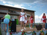 Красивый танец..)) Вольские девчата..))