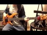 bass solo (slap,finger)