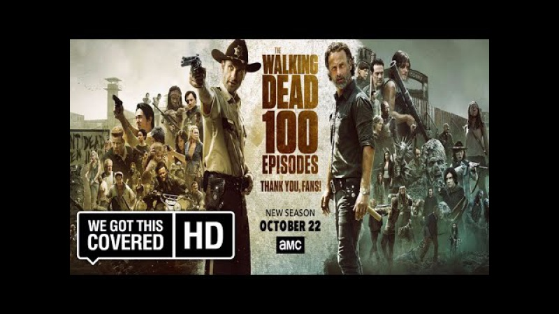 THE WALKING DEAD Our Favorite Memories From the First 99 Promo [HD] Andrew Lincoln, Norman Reedus