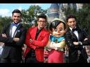 Il Volo Disney Christmas Parade 2013 Feliz Navidad