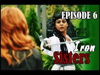 Сумеречные охотники 2 сезон 6 серия Железные Сёстры / REACTION