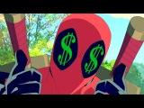 Великий Человек-паук - Беспардонный Дэдпул - Сезон 2 Серия 15  Marvel мультфильм для д...