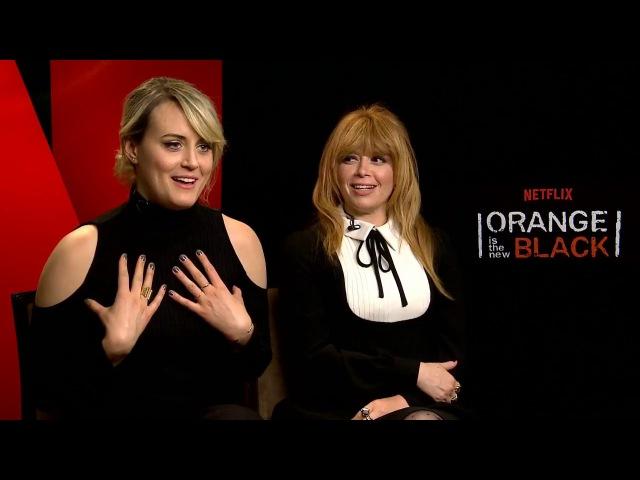 OITNB Orange is The New Black Season 5 Taylor Schilling Natasha Lyonne New Interview