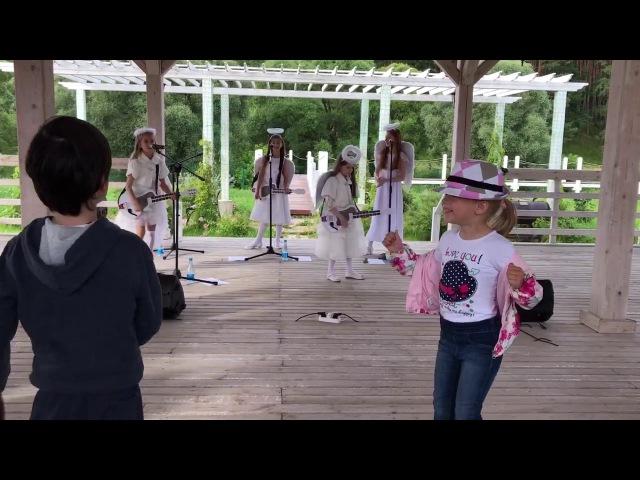 Шизгара - Venus - Хор ангелов в швейцарском поселке Гельвеция на сольном концерте 22 ...