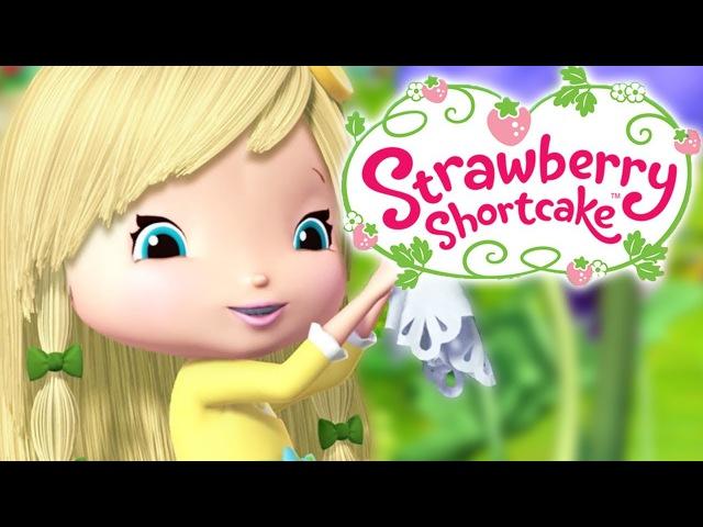 Strawberry Shortcake 🍓 Flower Festival 🍓 Berry Bitty Adventures The Berry Big Help