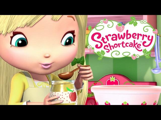 Strawberry Shortcake 🍓 ★ CREATIVE CUPCAKING HD ★🍓 Strawberry Shortcake - Berry Bitty Adventures