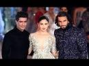 | Manish Malhotra | Sensual Affair | Ranveer Singh | Alia Bhatt | India Couture Week 2017 |