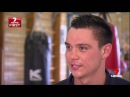 Boxer Tim Tszyu is preparing to turn pro, following the footsteps of his father, the legendary fight