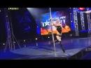 Украина имеет талант 5 - Анастасия Соколова Донецк 16.03.13