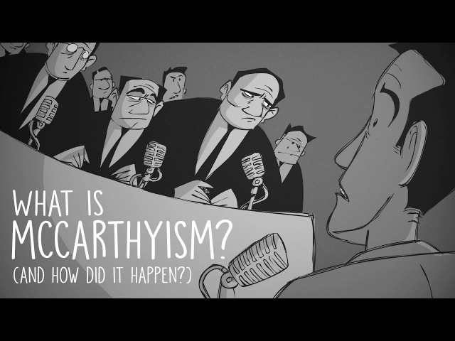 What is McCarthyism And how did it happen - Ellen Schrecker