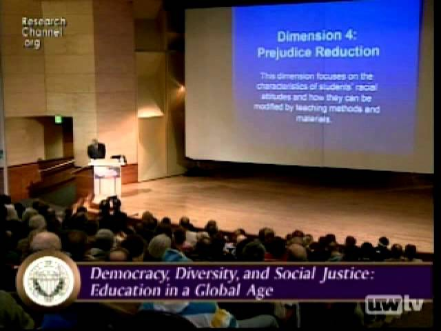 Democracy, Diversity and Social Justice: Education in a Global Age